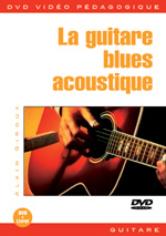 La guitare blues acoustique