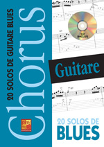 Chorus - 20 solos de guitare blues