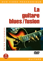 La guitare blues-fusion
