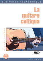 La guitare celtique