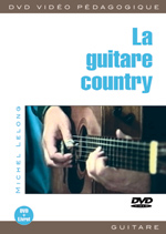La guitare country