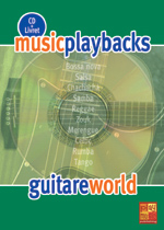 Music playbacks - Guitare world music