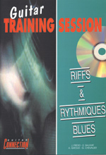Guitar Training Session - Riffs et rythmiques blues