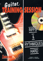 Guitar Training Session - Riffs et rythmiques hard
