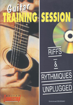 Guitar Training Session - Riffs et rythmiques unlugged