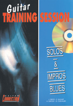 Guitar Training Session - Solos et improvisations blues
