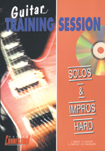 Guitar Training Session - Solos et improvisations hard