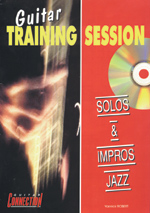 Guitar Training Session - Solos et improvisations jazz