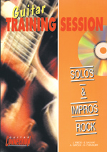 Guitar Training Session - Solos et improvisations rock