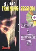 Guitar Training Session - Standards et rythmiques jazz