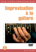 Improvisation à la guitare