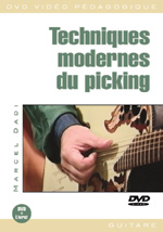 Techniques modernes du picking